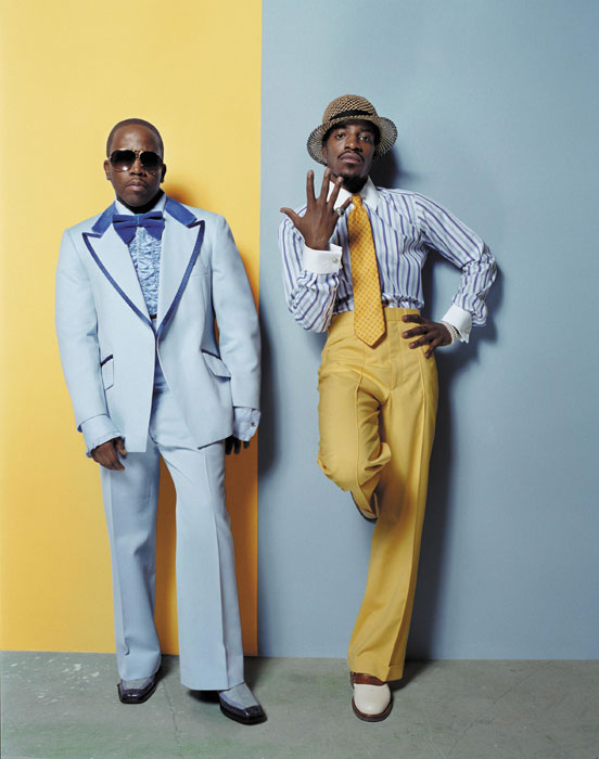 outkast history: Dre and Big boi Speakerboxxx